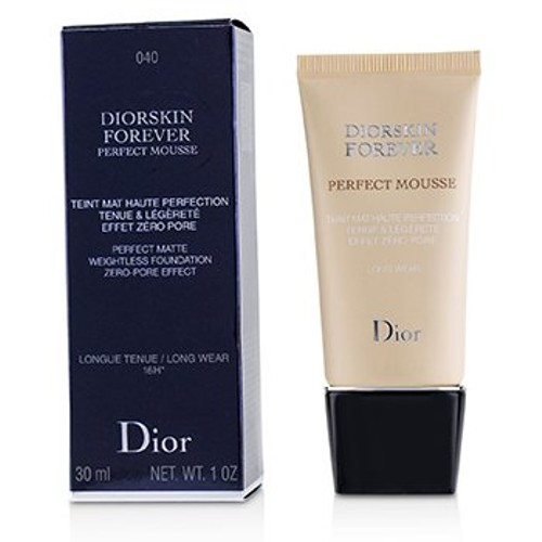 Christian Dior Diorskin Forever Perfect Mousse Foundation - # 040 Honey Beige