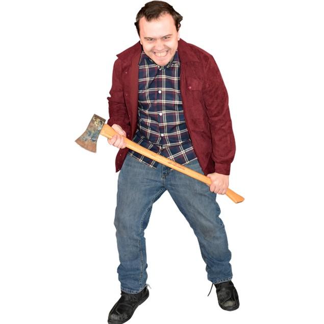 Jack Torrance Adult Costume