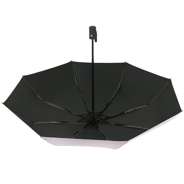 Black Glue Sunscreen And Anti-ultraviolet Uv Umbrella