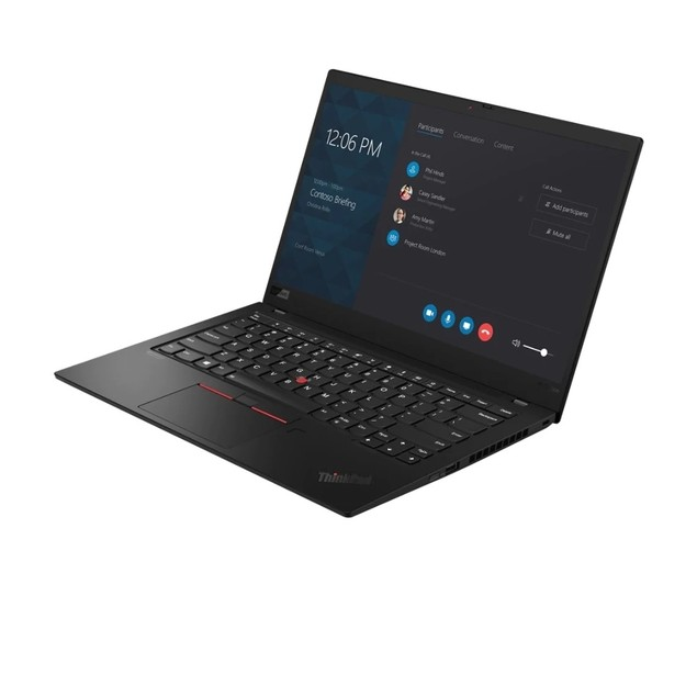 "Lenovo ThinkPad X1 Carbon 14"" 512GB,Black(Certified Refurbished)"