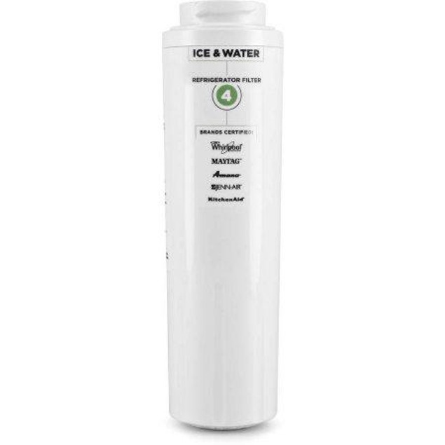 Whirlpool EveryDrop 4 Refrigerator Water Filter 4 EDR4RXD1 2 PACK