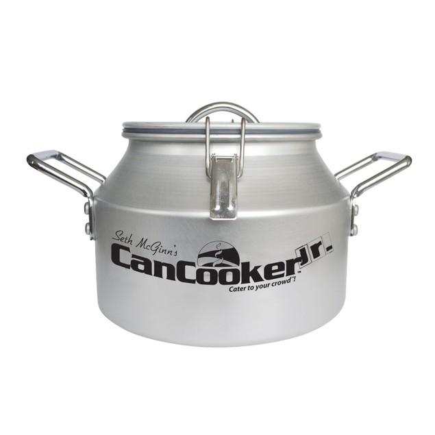 CanCooker JR-001 Portable Aluminum Junior Steaming Handy Cooker
