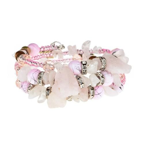 Novadab Crystal Collection Layered Bracelet