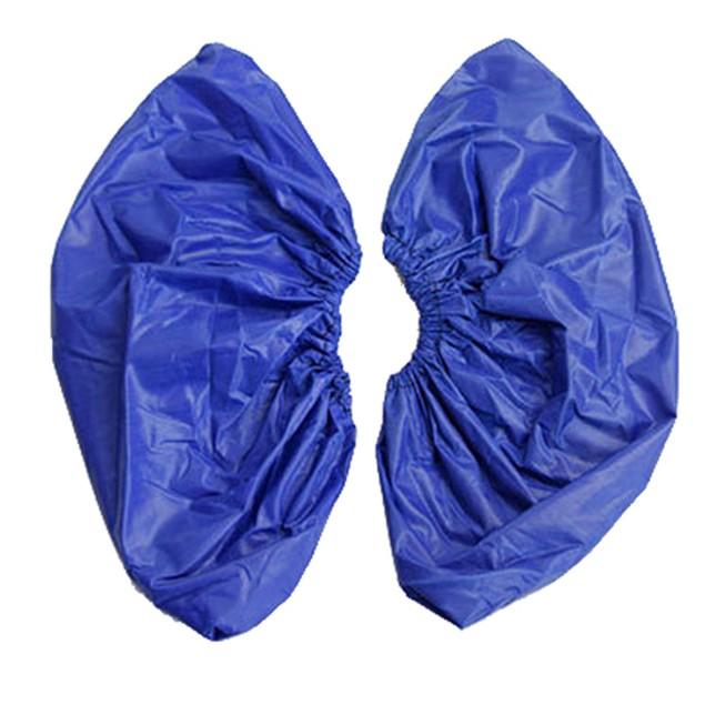 Reusable Unisex Rain Overshoes Waterproof Anti-slip Shoe Covers  Boot