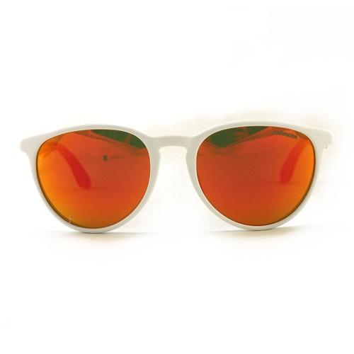 Carrera Sunglasses 5019S NA6UZ White/Lilac 54 19 145 Plastic