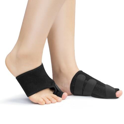 Big Toe Bunion Splint Straightener Corrector Hallux Valgus Foot Therapy