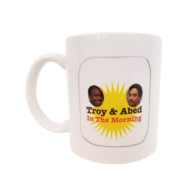 Troy And Abed In The Morning 11 oz Coffee Mug