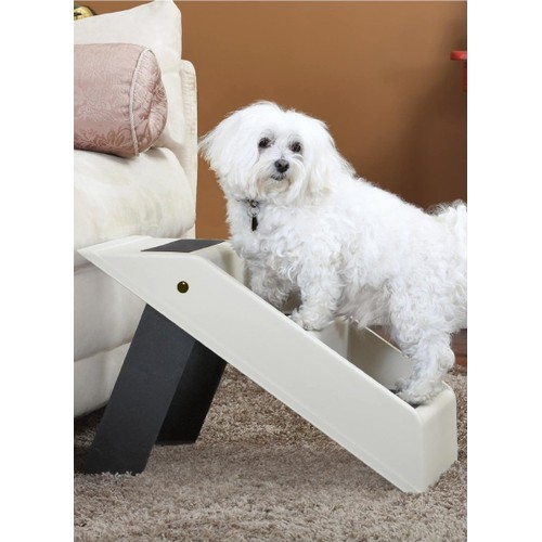 Folding Dog Stairs or Dog Steps 3 Step Dog Ladder or Pet Stairs