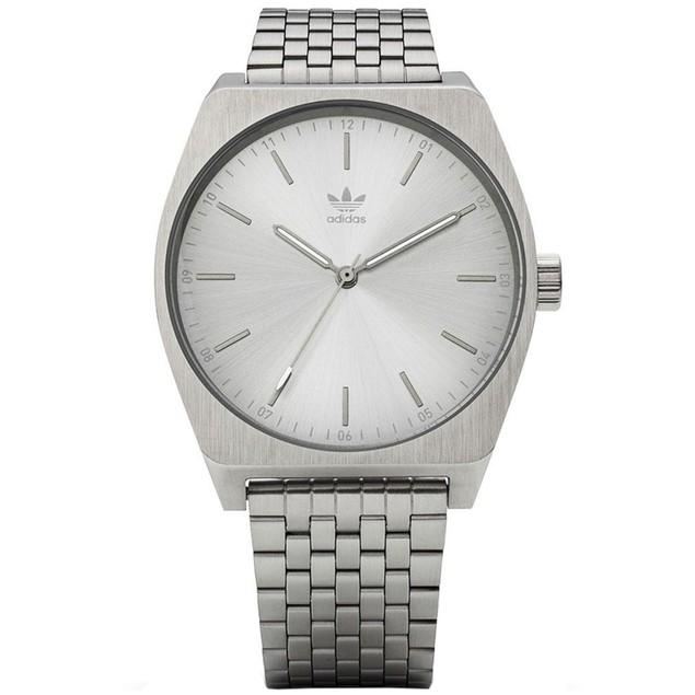 Adidas Men's Process M1 Silver Dial Watch - Z02-1920