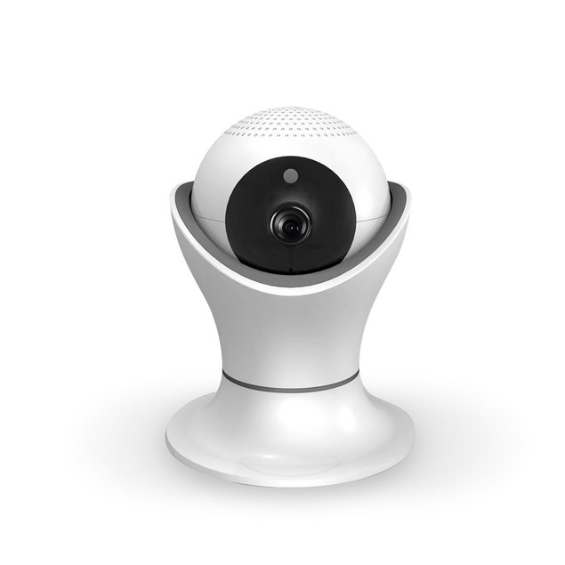iPM World 360-Degree 1080p Wireless IP Security Camera