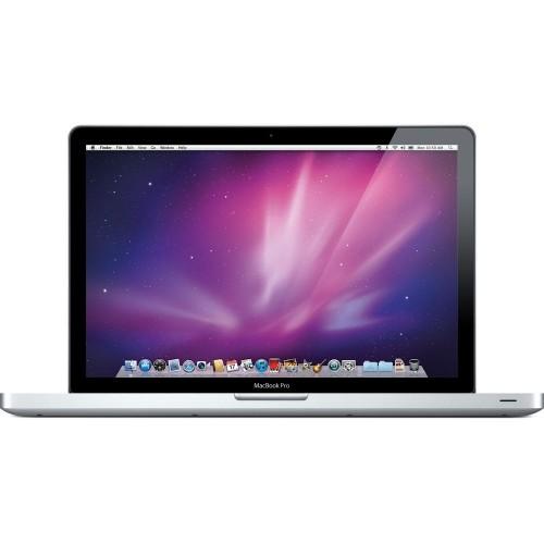 Apple MacBook Pro MC721LL/A Intel Core i7-2635QM, Silver (Refurbished)