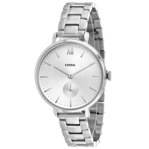Fossil Men's Kayla Silver Dial Watch - ES4666