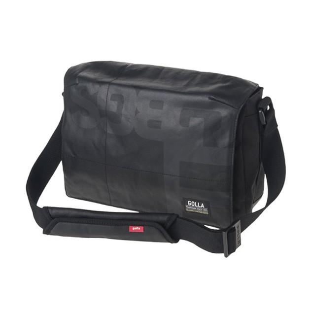 "Golla 11"" G1452 Toledo Notebook Bag - Black"