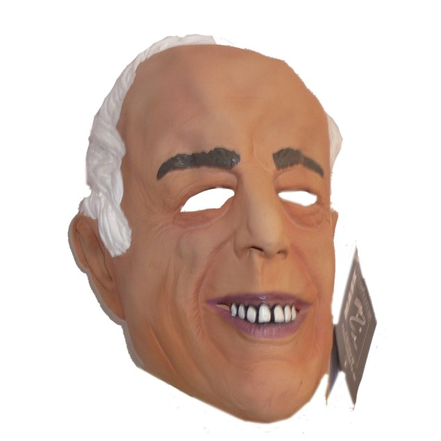 Bernie Sanders Latex Mask US President Senator Candidate Democrat Costume