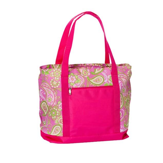 Picnic Plus  Lido 2 In 1 Cooler Bag Pink Desire