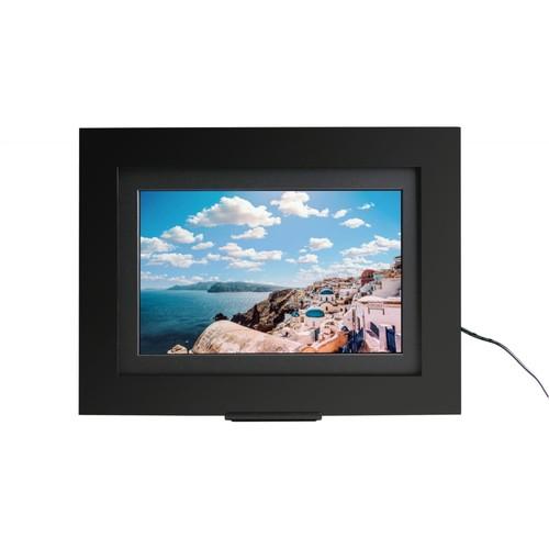 """SimplySmartHome Smart Frame 10.1"""", Black (Certified Refurbished)"""