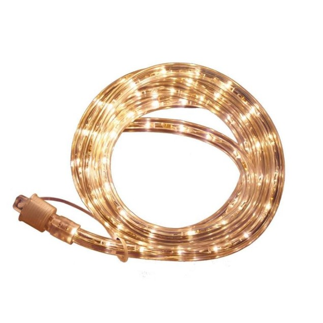 """Commercial Electric Outdoor/Indoor 24"""" Flexible Integrated LED Rope Light"""