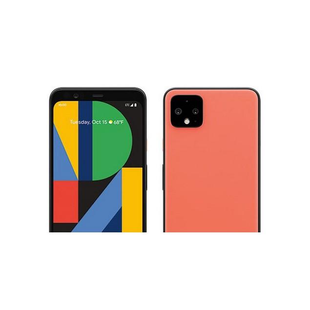 Google Pixel 4, Verizon, Orange, 64 GB, 5.7 in Screen