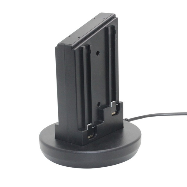 Charging Dock Cradle Station Charger For Nintendo Switch 4 Joy-Con C
