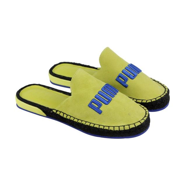 Puma Womens Fenty Espandrille Sandals Shoes