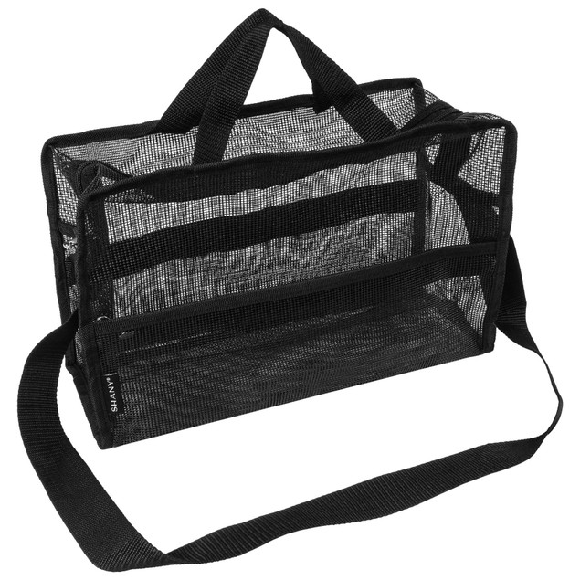 SHANY Collapsible Mesh Bag and Travel Tote