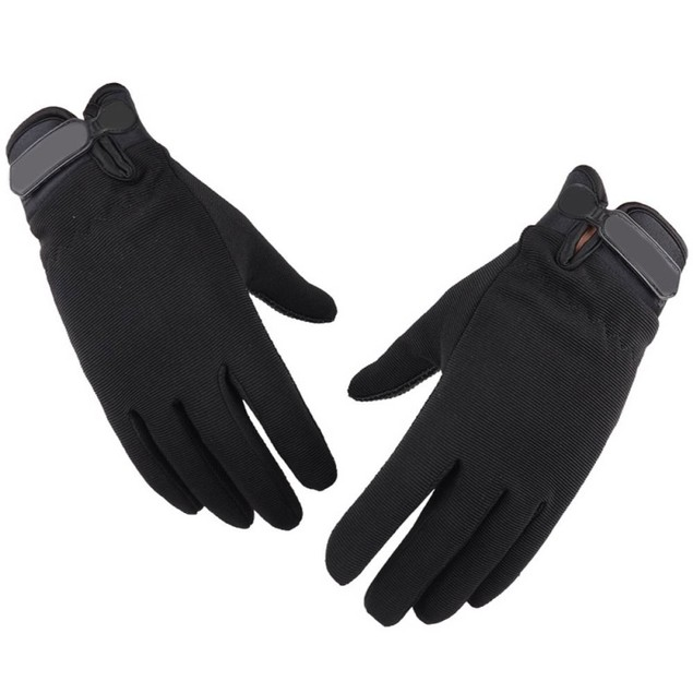 Anti-Slip Silicon Gloves for Outdoor Sports