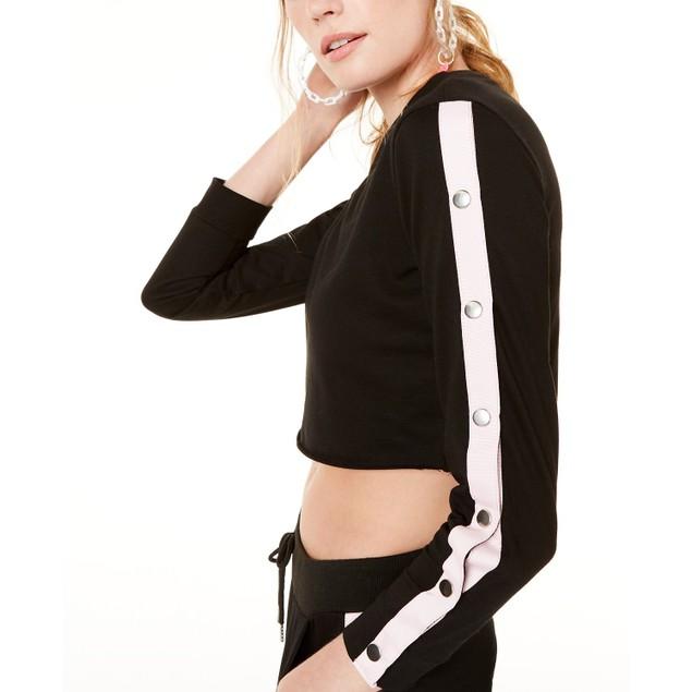 Waisted Women's Jogger Pants Pink Size Medium