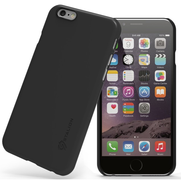 Stalion Sleek Series Matte Slim Protective Hard Case for Apple iPhone 6 6s