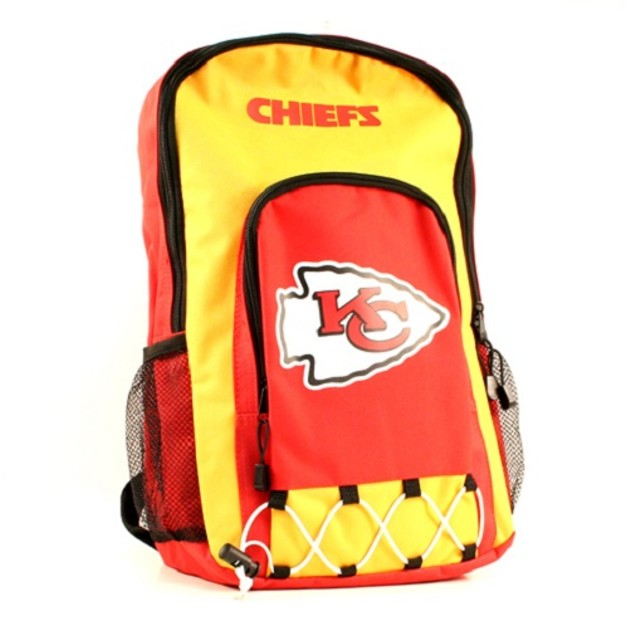 "Kansas City Chiefs NFL ""Echo Bungee"" Backpack"