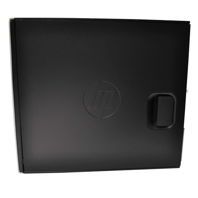 "HP 6300 Desktop Intel i5 4GB 250GB HDD Windows 10 Home 22"" Monitor"