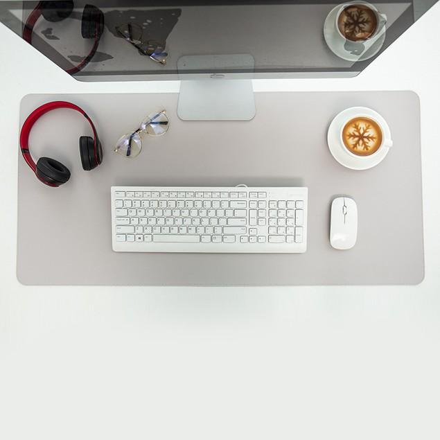Waterproof PU Leather Desk Pad