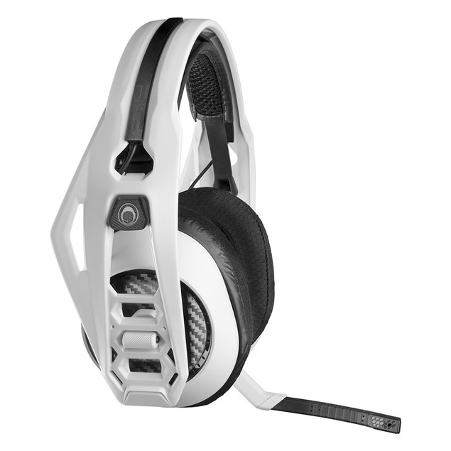 Plantronics RIG 4VR Stereo VR Gaming Headset for Playstation 4 (PS4), White