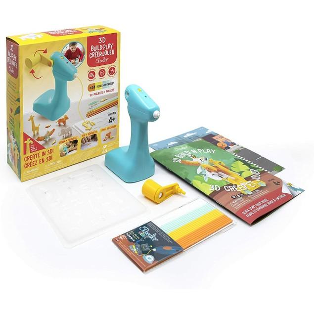 3Doodler 3D Build & Play Craft Activity Kit