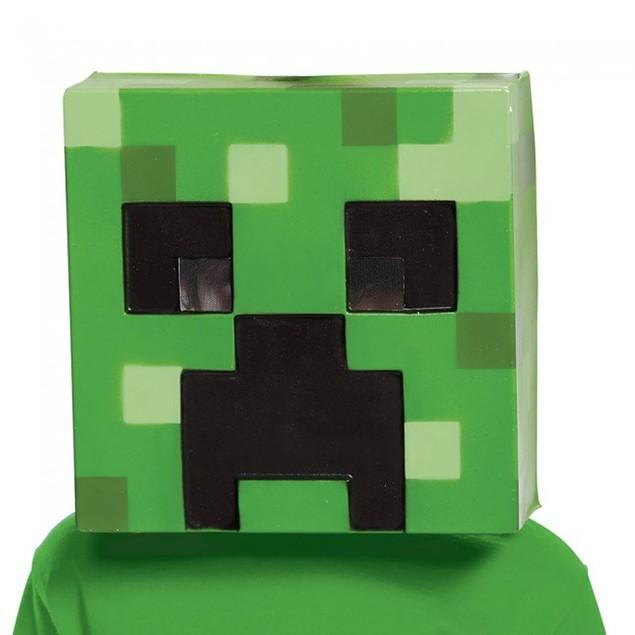 Creeper Half Mask Child