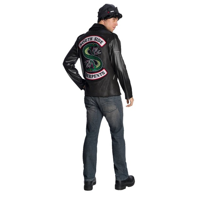 Jughead Jones South Side Serpents Riverdale Costume Jacket