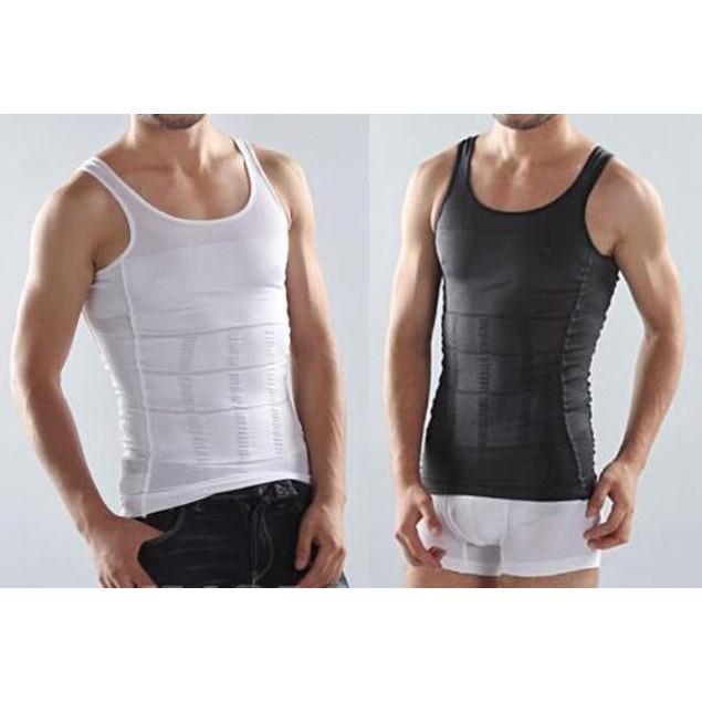 Men's Body Slimming T-Shirt