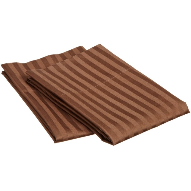 100% Combed Cotton, 650 Thread-Count Pillowcases