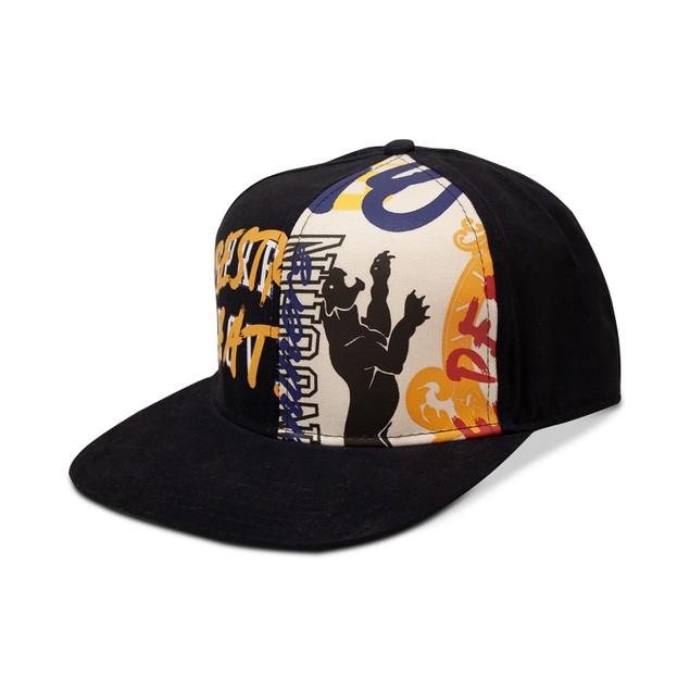 Sean John Men's Split Front Hat Navy Size Regular