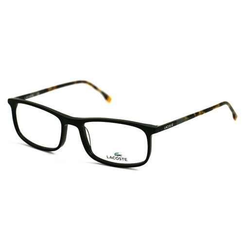 Lacoste Womens L2808 315 Green Frames 53 17 140 Eyeglasses Rectangle