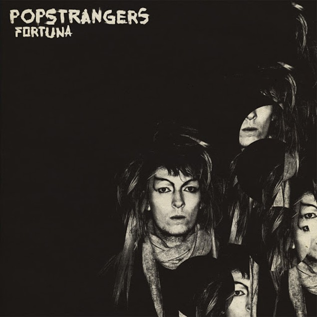 Popstrangers – Fortuna Limited Edition Clear Vinyl