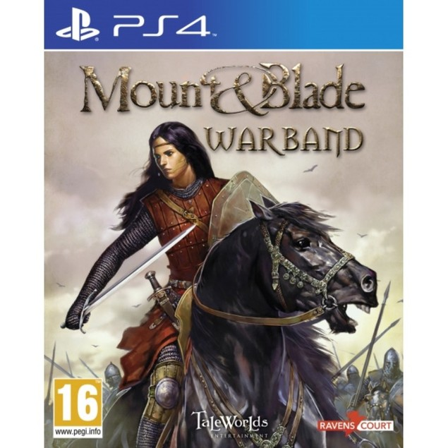 Mount and Blade Warband PS4 Game