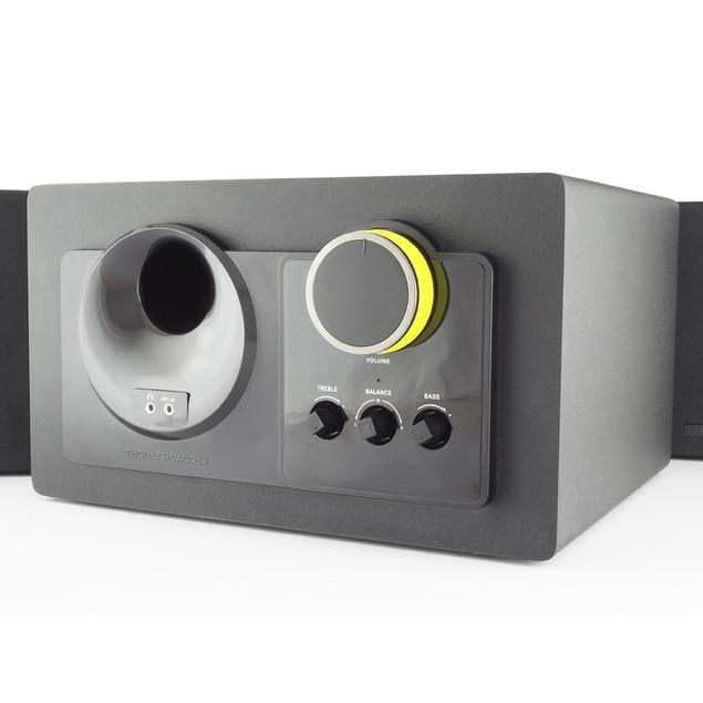 Thonet and Vander Grub Bluetooth Speakers, 2.1 Audio Speaker System, 240 Wa