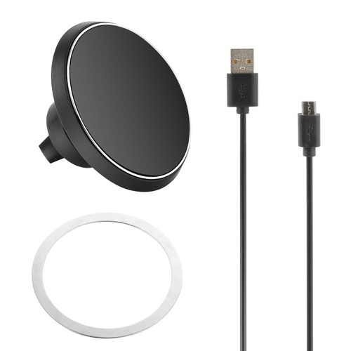 Qi Wireless Car Charger Magnetic Car Phone Charger