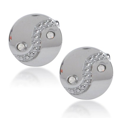 Circle Premium Quality Cufflinks