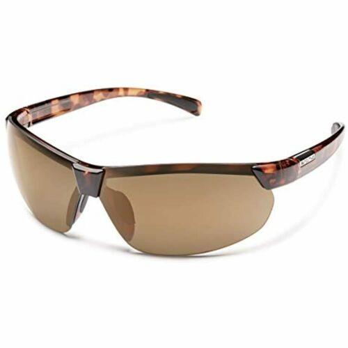 Suncloud Sunglasses Men or Women Switchback Tortoise/Sienna Mirror Polarized