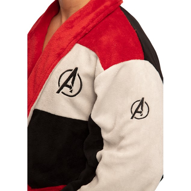 Marvel Avengers Endgame Quantum Suit Bathrobe (Dressing Gown)