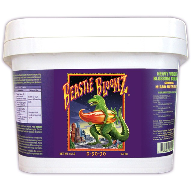FoxFarm Beastie Bloomz, 15 lbs