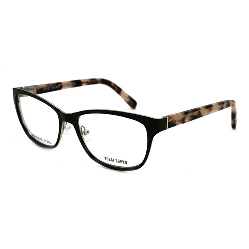 Bobbi Brown Women's Eyeglasses The Kylie QVG Brown/Silver 53 16 135 without case