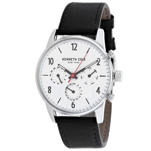 Kenneth Cole Men's Dress Sport White Dial Watch - KC50953001