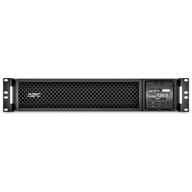APC SRT3000RMXLA Smart-UPS SRT 3000VA Rackmount UPS (120V)